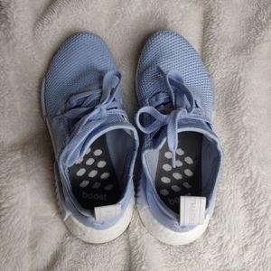 adidas Shoes - Women's Adidas NMD R1 Aero Blue